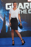 Amal Fashanu Photo - Amal Fashanu arriving for the UK Premiere of Guardians of the Galaxy at Empire Leicester Square London 24072014 Picture by Alexandra Glen  Featureflash