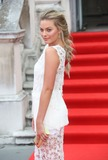 Margot Robbie Photo - Margot Robbie arriving for the About Time UK Premiere held at Somerset House London 08082013 Picture by Henry Harris  Featureflash