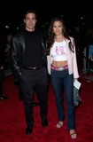 Stacy Kamano Photo - Actress STACY KAMANO  actor MICHAEL BERGIN at the Los Angeles premiere of Say It Isnt So12MAR2001    Paul SmithFeatureflash
