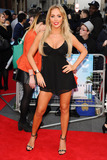 Aisleyne Horgan-Wallace Photo - Aisleyne Horgan-Wallace arrives for the Plastic premiere at the Odeon West End Leicester Square London 29042014 Picture by Steve Vas  Featureflash