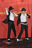 Joby Rogers Photo - Michael Jacksons new 300000 wax figure was unveiled today at Madame Tussauds Hollywood The public unveiling occured just two days before what would have been Jacksons 51st birthdayBefore the unveiling performer Joby Rogers performed some of Jacksons songsAugust 27 2009  Los Angeles CAPicture Paul Smith  Featureflash
