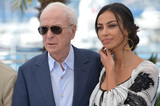 Michael Caine Photo - Michael Caine  Madalina Ghenea at the photocall for their movie Youth at the 68th Festival de CannesMay 20 2015  Cannes FrancePicture Paul Smith  Featureflash