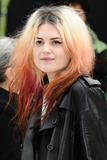 Alison Mosshart Photo - Alison Mosshart arriving for the Burberry Prorsum catwalk show as part of London Fashion Week SS13 Kensington Gardens London 17092012 Picture by Steve Vas  Featureflash