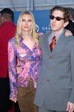 Aimee Mann Photo - Singer MICHAEL PENN (brother of Sean Penn)  singer AIMEE MANN at the 43rd Annual Grammy Awards in Los Angeles 21FEB2001   Paul SmithFeatureflash