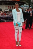 Amal Fashanu Photo - Amal Fashanu arriving at The Expendables 3 World Premiere at the Odeon Leicester Square London 04082014 Picture by Alexandra Glen  Featureflash