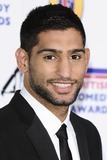 Amir Khan Photo - Amir Khan arriving for the British Comedy Awards 2011 at Fountains Studios Wembley London 19122011 Picture by Steve Vas  Featureflash