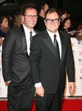Alan Carr Photo - Alan Carr and partner Paul arriving for the National Television Awards O2 London 25012012 Picture by Alexandra Glen  Featureflash