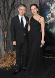 Amanda Abbington Photo - Martin Freeman  Amanda Abbington at the Los Angeles premiere of his movie The Hobbit The Desolation of Smaug at the Dolby Theatre HollywoodDecember 2 2013  Los Angeles CAPicture Paul Smith  Featureflash