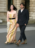 Alex James Photo - Alex James and wife arriving for The Royal Academy of Arts - Summer Exhibition Preview Party at the The Royal Academy of Arts London 02062011  Picture by Alexandra Glen  Featureflash
