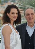 Asia Argento Photo - Actress Asia Argento  father director Dario Argento at the photocall for their new movie Dario Ardentos Dracula 3D in competition at the 65th Festival de CannesMay 19 2012  Cannes FrancePicture Paul Smith  Featureflash