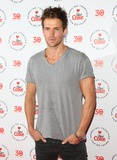 Andrew Cooper Photo - Andrew Cooper Diet Coke hunk at the Diet Coke 30th anniversary party held at Sketch London 30012013 Picture by Henry Harris  Featureflash