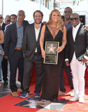 LA Reid Photo - Mariah Carey with Brett Ratner Lee Daniels  LA Reid on Hollywood Boulevard where she was honored with the 2556th star on the Hollywood Walk of FameAugust 5 2015  Los Angeles CAPicture Paul Smith  Featureflash