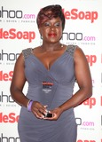 Tameka Empson Photo - Tameka Empson arriving for the 2012 Inside Soap Awards at No1 Marylebone London 24092012 Picture by Alexandra Glen  Featureflash