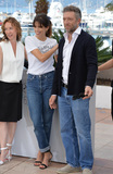 Vincent Cassel Photo - Vincent Cassel Emmanuelle Bercot  director Maiwenn at the photocall for their movie My King (Mon Roi) at the 68th Festival de CannesMay 17 2015  Cannes FrancePicture Paul Smith  Featureflash