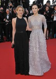 Ludivine  Sagnier Photo - Ludivine Sagnier  Zhang Ziyi (right) at the gala premiere for Venus in Fur in competition at the 66th Festival de CannesMay 25 2013  Cannes FrancePicture Paul Smith  Featureflash