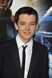 Asa Butterfield Photo - Asa Butterfield at the Los Angeles premiere of his movie Enders Game at the TCL Chinese TheatreOctober 28 2013  Los Angeles CAPicture Paul Smith  Featureflash