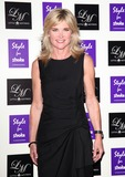 Anthea Turner Photo - Anthea Turner arriving for the Style for Stroke Party 5 Cavendish Square London 02102012 Picture by Alexandra Glen  Featureflash