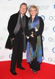 Sarah Fisher Photo - Anthony Head and Sarah Fisher arriving for the Collars And Coats Ball at Battersea Evolution London 08112012 Picture by Alexandra Glen  Featureflash