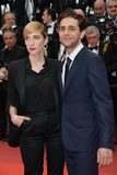 Xavier Dolan Photo - Director Xavier Dolan  Nancy Grant at the closing gala at the 69th Festival de CannesMay 22 2016  Cannes FrancePicture Paul Smith  Featureflash