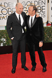 Corey Stoll Photo - Kevin Spacey  Corey Stoll (left) at the 71st Annual Golden Globe Awards at the Beverly Hilton HotelJanuary 12 2014  Beverly Hills CAPicture Paul Smith  Featureflash