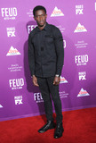 Graumans Chinese Theatre Photo - HOLLYWOOD CA - MARCH 1  Actor Damson Idris attends Red Carpet Event for FXs Feud Bette And Joan at Graumans Chinese theatre on March 1 2017 in Hollywood California  (Photo by Barry KingImageCollectcom)