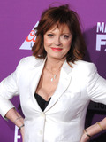 Graumans Chinese Theatre Photo - HOLLYWOOD CA - MARCH 1  Actress Susan Sarandon attends Red Carpet Event for FXs Feud Bette And Joan at Graumans Chinese theatre on March 1 2017 in Hollywood California  (Photo by Barry KingImageCollectcom)
