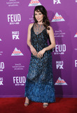 Graumans Chinese Theatre Photo - HOLLYWOOD CA - MARCH 1  Actress Katie Aselton attends Red Carpet Event for FXs Feud Bette And Joan at Graumans Chinese theatre on March 1 2017 in Hollywood California  (Photo by Barry KingImageCollectcom)