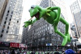Kermit the Frog Photo - Kermit the Frog at the 86th Annual Macys Thanksgiving Day Parade at Herald Square in New York City