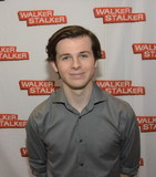 Chandler Riggs Photo - MANNHEIM GERMANY - MARCH 17 Actor Chandler Riggs (Carl on The Walking Dead) at the Walker Stalker Germany convention (Photo by Markus Wissmann)
