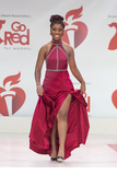 Lyric Photo - February 5 2020 New York New York USA LYRIC ROSS at the American Heart Association Go Red for Women Red Dress Collection 2020Fashion ShowHammerstein Ballroom NYCFebruary 5 2020Photos by     Photos Inc (Credit Image  Sonia MoskowitzGlobe Photos via ZUMA Wire)