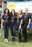 Jenna Lind Photo - Cynthia Addai-Robinson Jenna Lind Ellen Hollman Vanessa Cater03202013 2013 Visual Impact Nowh Charity Event with eSpartacus War of the Damnedf Cast Volunteer held at Visual Impact Now Eye Clinic Los Angeles Science Center Los Angeles CA Photo by Hanako Sato  HollywoodNewsWirenet