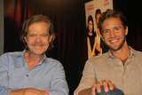 MATT BARR Photo - William H Macy Matt Barr 08232017 The Layover Photocall held at the Four Seasons Los Angeles at Beverly Hills in Los Angeles CA Photo by Izumi Hasegawa  HollywoodNewsWireco