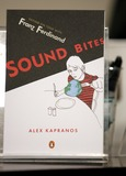 Alex Kapranos Photo - Alex Kapranos book Soundbites Eating On Tour With Franz Ferdinand at Barnes And Noble Union Square on January 31 2007 in New York City