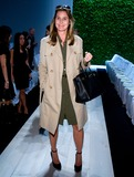 Aerin Lauder Photo - Aerin Lauder attends the Michael Kors Spring 2011 fashion show during Mercedes-Benz Fashion Week at The Theatre at Lincoln Center on September 15 2010 in New York City