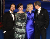 Colin Firth Photo - London UK Lin-Manuel Miranda Emily Mortimer Emily Blunt and Colin Firth at Mary Poppins Returns - UK Premiere at the Royal Albert Hall Kensington London on Wednesday December 12th 2018Ref LMK73-J4044-131218Keith MayhewLandmark Media WWWLMKMEDIACOM