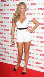 Aisleyne Horgan-Wallis Photo - London UK Aisleyne Horgan Wallis at Gala screening of The Stag at the Vue Leicester Square London on March 13th 2014Ref LMK73-47856-140314Keith MayhewLandmark Media WWWLMKMEDIACOM