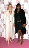 Terri Dwyer Photo - London  Terri Dwyer and Shaznay Lewis at the Elle Style Awards held at Spitalfields Market in east London15 February 2005Carl GainsboroughLandmark Media