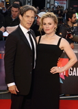 Anna Paquin- Photo - LondonUK  Stephen Moyer and Anna Paquin  at theThe BFI 63rd London Film Festival Closing Night Gala of The Irishman held at the Odeon Luxe Leicester Square 13th October 2019RefLMK73-S2450-141019Keith MayhewLandmark MediaWWWLMKMEDIACOM