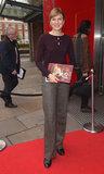 Fiona Bruce Photo - London UK  Fiona Bruce at Matthew Bournes Sleeping Beauty Gala Performance at Sadlers Wells Theatre Rosebery Avenue London on Sunday 6 November 2015 Ref LMK392-59000-071215Vivienne VincentLandmark Media WWWLMKMEDIACOM