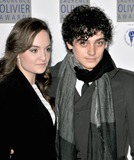 Aneurin Barnard Photo - London UK Aneurin Barnard and Charlotte Wakefield at the Laurence Olivier Awards held at the Grosvenor House Hotel on Park Lane Londn 8th March 2009SydLandmark Media