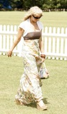 Atomic Kitten Photo - Gaynes Park EstateEppingUK Liz McClarnon (ex-Atomic Kitten)  at the Duke of Essex Polo Trophy Event 5th July 2008 Dave NortonLandmark Media