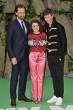 Tom   Hiddleston Photo - London UK Tom Hiddleston Maisie Williams and Eddie Redmayne at the Early Man World Premiere held at BFI IMAX on January 14 2018 in London England Ref LMK392-J1387-150118Vivienne VincentLandmark MediaWWWLMKMEDIACOM