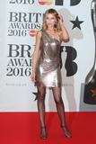 Abbey Clancy Photo - London UK Abbey Clancy at BRIT Awards 2016 Red Carpet Arrivals at the O2 Arena London on February 24th 2016Ref LMK73-60035-250216Keith MayhewLandmark Media WWWLMKMEDIACOM