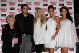 Lucy Meck Photo - London UK Nanny Pat Lydia Bright Lucy Meck and Jessica Wright at the launch of Priscilla Parties at the Palace Theatre 24th January 2011Evil ImagesLandmark Media