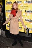 Maryam DAbo Photo - London UK  Maryam DAbo  at  Beautiful - The Carole King Musical first birthday celebration at The Aldwych Theatre The Aldwych London  23 February 2016 Ref LMK392-60242-240216Vivienne VincentLandmark Media WWWLMKMEDIACOM
