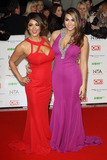 Luisa Zissman Photo - LondonUK Casey Batchelor and Luisa Zissman   at the National Television Awards 2016 Red Carpet arrivals at the O2 London 20th January 2016 RefLMK73-59159-210116 Keith MayhewLandmark Media  WWWLMKMEDIACOM