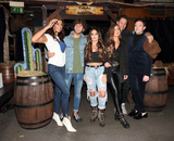Bobby Norris Photo - London UK Georgia Steel Eyal Booker Bobby Norris Stephen Bailey Courtney Green Jenny Powell at Celebs On The Ranch Launch at Jerusalem Bar and Kitchen Rathbone Place London on April 1st 2019Ref LMK73-J4671-020419Keith MayhewLandmark MediaWWWLMKMEDIACOM