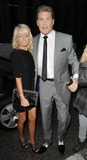 Hayley Roberts Photo - London UK David Hasselhoff and his girlfriend Hayley Roberts at the Betty Blue Eyes Press Night held at the Aldwych 13th April 2011Can NguyenLandmark Media