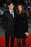 Alexandra Maria Lara Photo - London UK Sam Riley and Alexandra Maria Lara at Pride and Prejudice and Zombies UK Film Premiere at the Vue West End Leicester Square London on February 1st 2016Ref LMK73-58800-020216Keith MayhewLandmark Media WWWLMKMEDIACOM