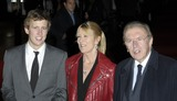 Carina Frost Photo - London UK David Frost and Lady Carina Frost at the European Premiere of Harry Brown at the Odeon Leicester Square London 10th November 2009SydLandmark Media